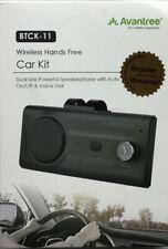 Avantree Btck11 Bluetooth Hands Free Wireless Car Kit