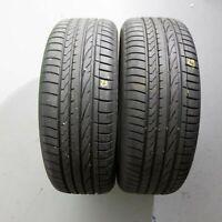 2x Bridgestone Dueler H/P Sport MO 235/55 R19 101W DOT 3919 7 mm Sommerreifen