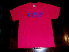 Romney Ryan 2012 PINK Large T-Shirt President Election Republican Mitt Paul