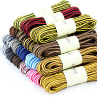 70-120cm 1 Pair Outdoor Sport Round Casual Sneakers Shoelaces Boot Shoe Lace、 _*