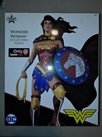 DC Comics - Wonder Woman Collectible Statue by Icon Heroes brand new mint in box