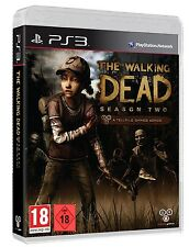 PS3 Game the Walking Dead Season 2 a Telltale Game New