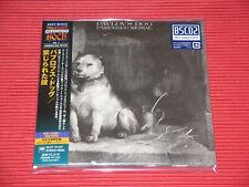 4BT PAVLOV'S DOG Pampered Menial JAPAN MINI LP BLU-SPEC CD