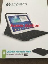 Logitech Keyboard Folio S for Samsung Galaxy Tab 3 - Carbon Black