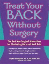 Treat Your Back Without Surgery: The Best Non-Surgical Alternatives for