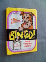 Collectible Cards Pacific: Bingo! Movie 10 Pack New Lot of 3 (1991) Gift