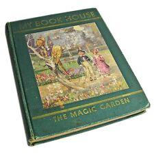 Vintage The Magic Garden Children's Book Copyright 1937