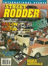STREET RODDER 1993 NOV - TURBO 400 GETS A GEAR VENDOR UNDER/OVERDRIVE