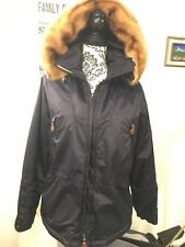 Post Card Fur Hodded Exclusive Style Made In Italy 4