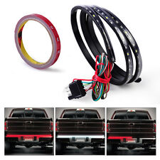 "60"" LED Strip Tailgate Bar Reverse Brake Turn Signal Light for Truck SUV Pickup"