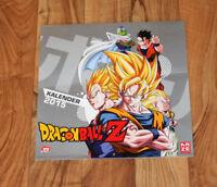Dragon Ball Z Rare German Calendar 2015