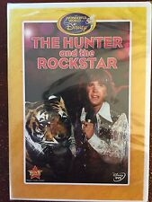 THE HUNTER AND THE ROCKSTAR DVD Disney Timothy Hutton- Brand New Sealed
