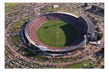 WAVERLEY PARK Mulgrave last AFL match aerial 1999 modern digital Photo Postcard