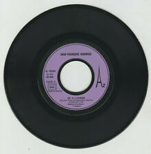 FRENCH CHANSON- JEAN-FRANCOIS MAURICE 1978 28 A L'OMBRE 45rpm- FRENCH IMPORT