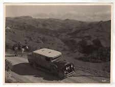 Otoko Hill Gisborne - North Island New Zealand Photograph c1930s