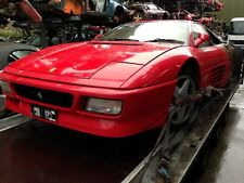 Ferrari 348 Leftt Hand Side Door Frame F 348 62098500: L.H. Door Frame