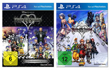 Disney - Kingdom Hearts HD 1.5 + 2.5 + 2.8 für Playstation 4 PS4 | DOPPELPACK