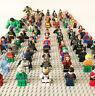 Lot of 4 RANDOM Lego Super Heroes Minifigures Marvel DC Comics Avengers