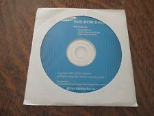 dvd-rom drive cyberlink contents: powerdvd 5 / user's guide for drive