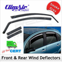 CLIMAIR Car Wind Deflectors MAZDA 6 Estate Mk3 2013 onwards SET of 4 NEW