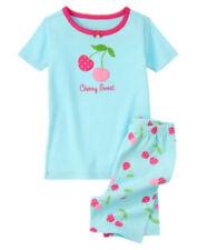"Nwts sz 2t GYMBOREE  ""Cherry Sweet"" Pajamas Gymmies"