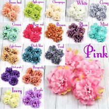 10Pc Big Peony Artificial Flowers Silk Carnation Bouquet Fake Flowers Home Decor
