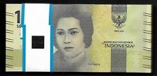 Lot 100 Pcs 1 Bundle Indonesia 1000 1,000 Rupiah 2016 UNC BEAUTIFUL UV