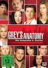 Grey's Anatomy - Die komplette 4. Staffel (Greys)                      DVD   273