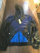 Versace Jeans Men's Color blocked track Jacket. Size Small.