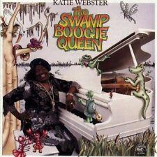 Katie Webster - The Swamp Boogie Queen [CD]