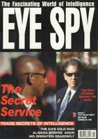 Eye Spy Magazine Vol.2 #14 2002 J. Edgar Hoover Ariel Sharon 053019DBE