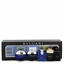 Bvlgari Cologne Gift Set of 5 (.17 oz) - Original