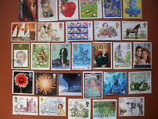 Stamps GB commemoratives,  (29) fine used .