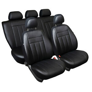 Sitzbezug klimatisierend schwarz für Toyota Rav4 4 XA40 Geländewagen SUV 5-türer