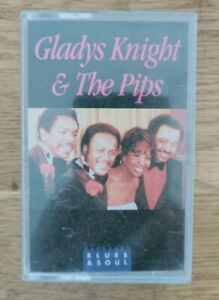 Gladys Knight & The Pips Album cassette tape Blues and Soul