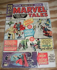 Marvel Tales #2 very fine 8.0