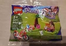 LEGO Friends 30412 Andrea's Park Picnic Polybag 44 pcs Bird Hot Dog Bike - NEW