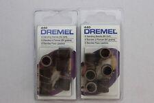 Dremel 440, 60 Grit Sanding Bands, 2 Packs, Brand New