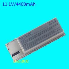Battery for Dell Latitude D620 D630 D630C D630N D631 Precision M2300 KD491 KD492