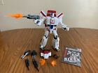 Transformers WFC Siege Commander Jetfire with Matrix Workshop upgrade