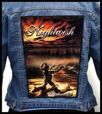 NIGHTWISH - Wishmaster --- Huge Jacket Back Patch Backpatch