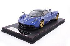 #AS016-40 - FrontiArt Pagani Huayra - Purplish Blue - 1:18