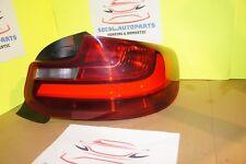 2014 BMW 2 SERIES RIGHT PASSENGER  LED TAIL LIGHT OEM 2015 2016