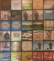 Pick 4 Tony Evans CD's Spiritual Warfare, Prophecy & our World Vol 1 & 2, & more