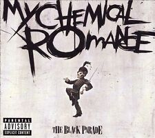 My Chemical Romance - The Black Parade CD ( 2006, Explicit Version )