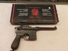 Denix M96 Broomhandle Mauser Replica Gun - NOT REAL