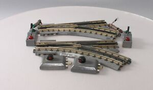 MTH 40-1004 O31 RealTrax Nickel Silver Right Hand Remote Switches [2]