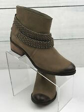Matisse Women's brown ankle boots in Planet Size 7.5, . Retails $225  A2012-8