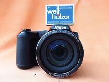 ++26-fach-Zoom++ Bridge Nikon Coolpix L330 mit 20 Mpixel++HD +Händlerware+