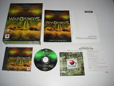 WARBREEDS Pc Cd Rom ORIGINAL War Breeds BIG BOX - FAST POST